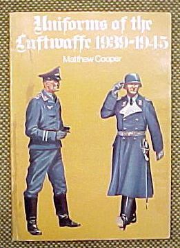 Picture - Nazi Luftwaffe Uniform Book